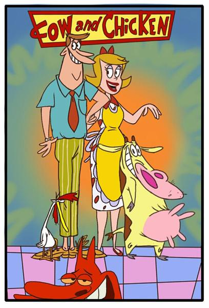 TV ratings for Cow And Chicken in Canada. Cartoon Network TV series