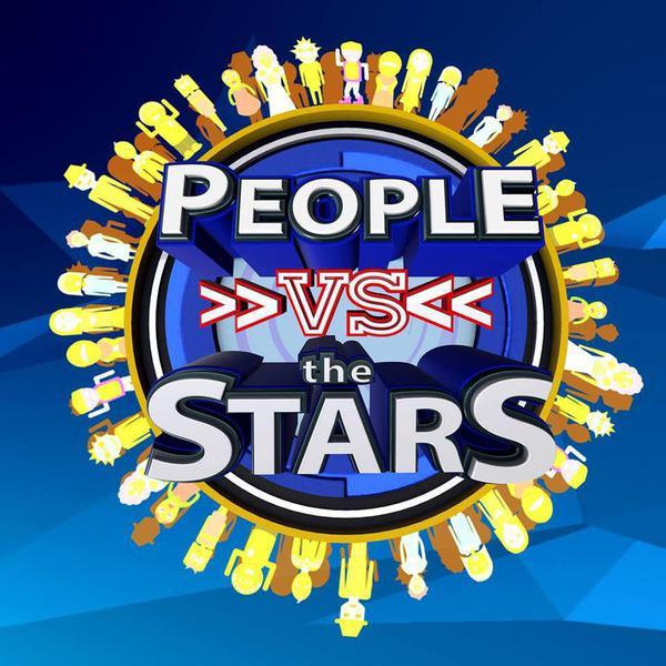 TV ratings for People Vs. The Stars in Brazil. GMA TV series