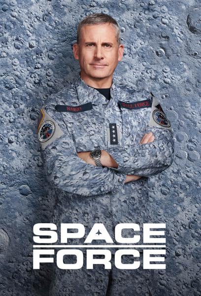 TV ratings for Space Force in Canada. Netflix TV series