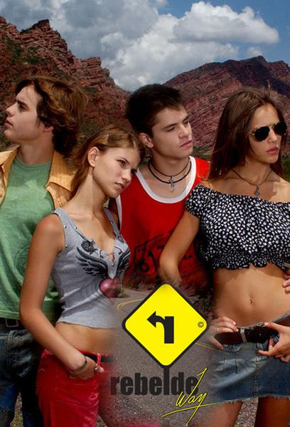 TV ratings for Rebelde Way in Argentina. Canal 9 TV series