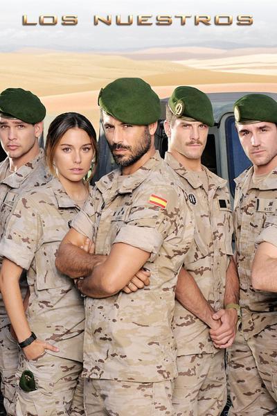TV ratings for Los Nuestros in India. Mediaset España TV series