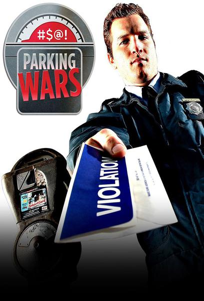 TV ratings for Parking Wars in Japan. A&E TV series