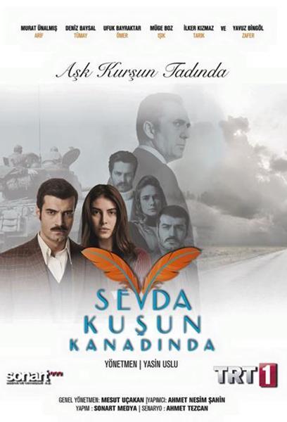 TV ratings for Sevda Kuşun Kanadında in the United States. TRT 1 TV series
