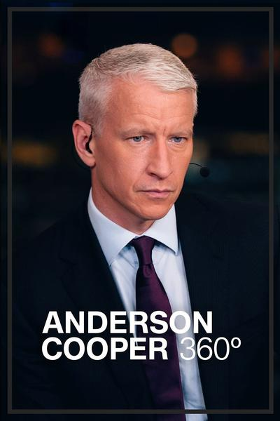 TV ratings for Anderson Cooper 360 in the United States. CNN TV series