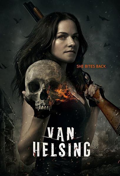 TV ratings for Van Helsing in Spain. Syfy TV series