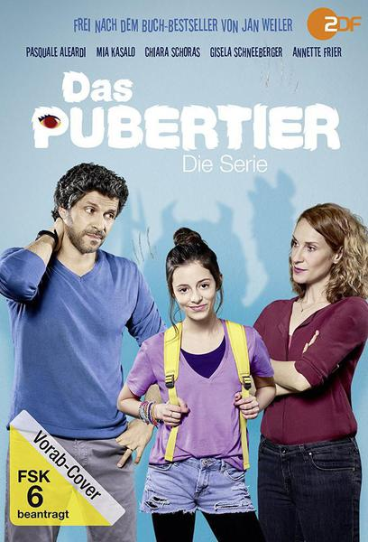 TV ratings for Das Pubertier - Die Serie in the United States. ZDF TV series