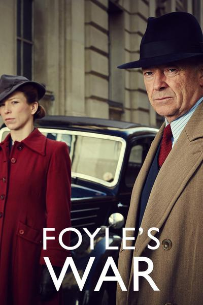 TV ratings for Foyle's War in Ireland. ITV TV series