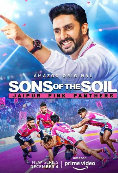 TV ratings for Sons of Soil — Jaipur Pink Panthers in South Korea. Amazon Prime Video TV series