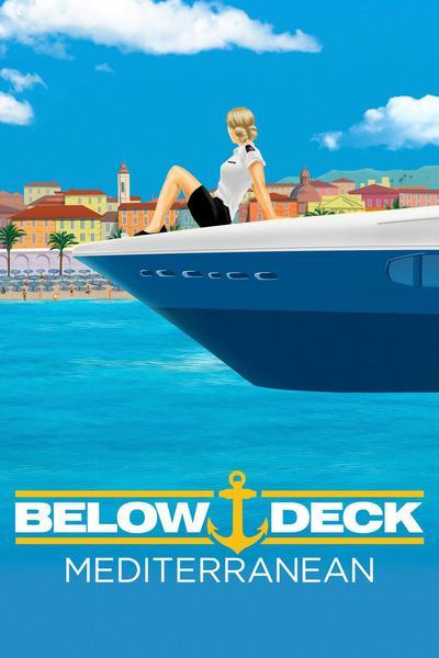 TV ratings for Below Deck Mediterranean in France. Bravo TV series