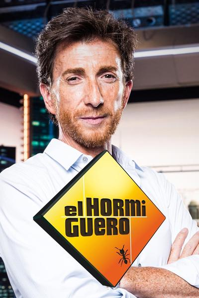 TV ratings for El Hormiguero in Spain. Cuatro TV series