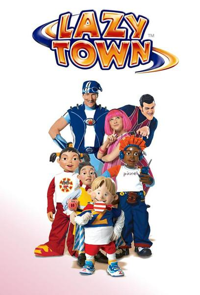 TV ratings for Lazytown in the United States. Nick Jr. TV series