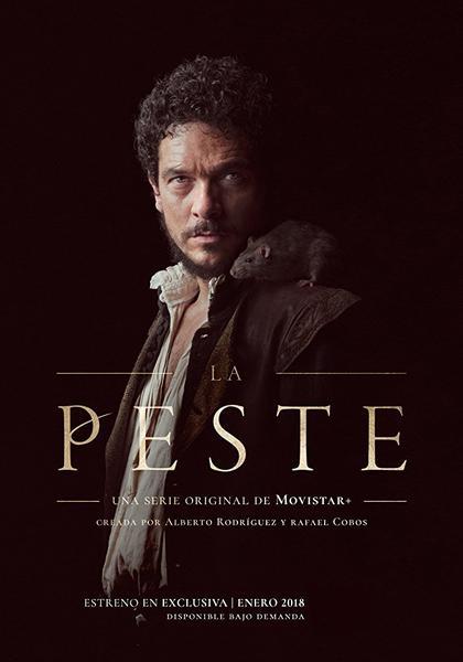 TV ratings for La Peste in Spain. Movistar+ TV series