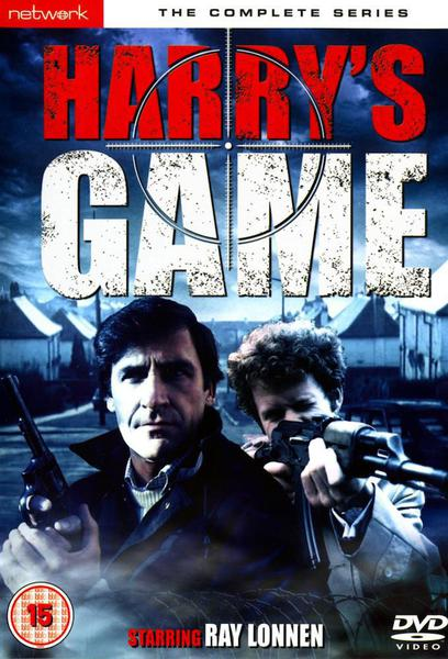 TV ratings for Harry's Game in New Zealand. ITV TV series