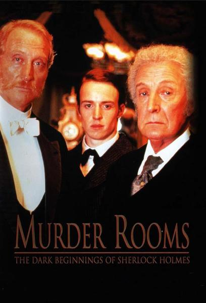 TV ratings for Murder Rooms: The Dark Origins Of Sherlock Holmes in Chile. BBC Two TV series