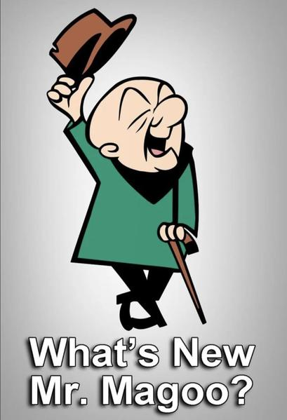 TV ratings for What's New Mr. Magoo? in Netherlands. CBS TV series