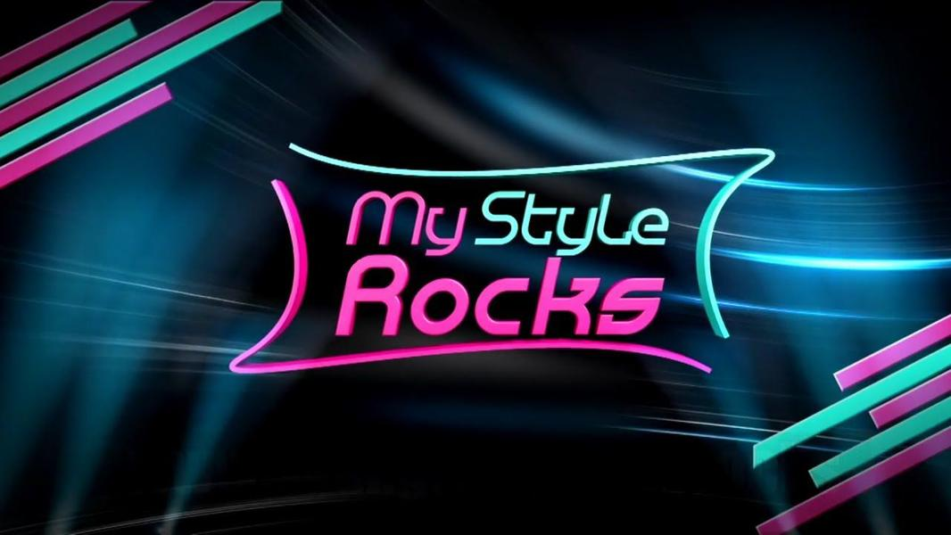 TV ratings for My Style Rocks in Colombia. SKAI TV series