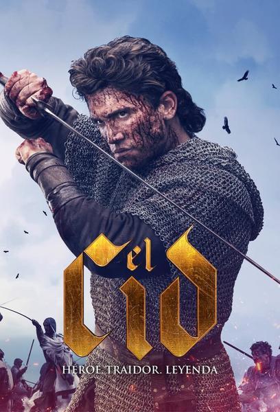 TV ratings for El Cid in Spain. Amazon Prime Video TV series