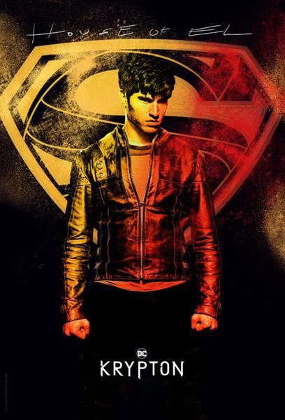 TV ratings for Krypton in Chile. Syfy TV series