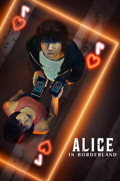 TV ratings for Alice in Borderland in Poland. Netflix TV series