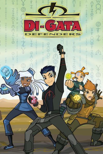 TV ratings for Di-gata Defenders in Canada. Télétoon TV series