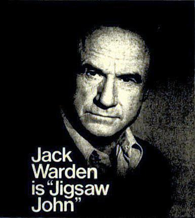 TV ratings for Jigsaw John in South Africa. NBC TV series