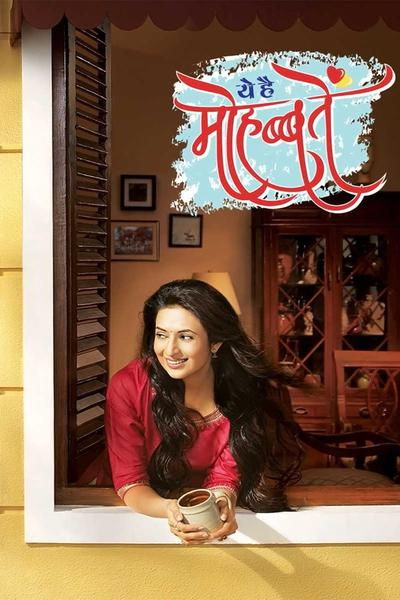 TV ratings for Yeh Hai Mohabbatein in Argentina. Star India TV series