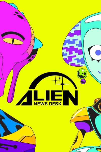TV ratings for Alien News Desk in the United States. Syfy TV series