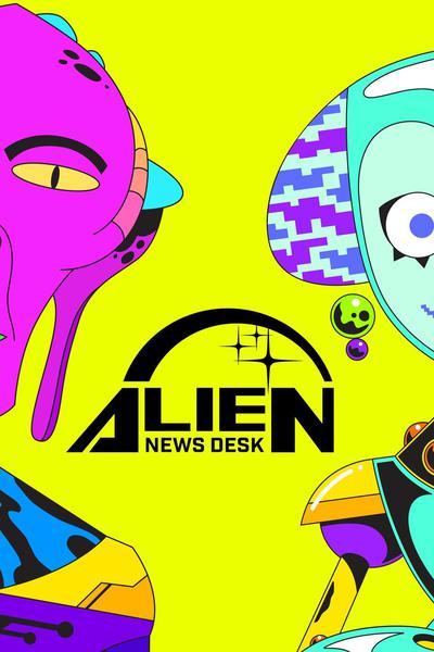 TV ratings for Alien News Desk in France. Syfy TV series