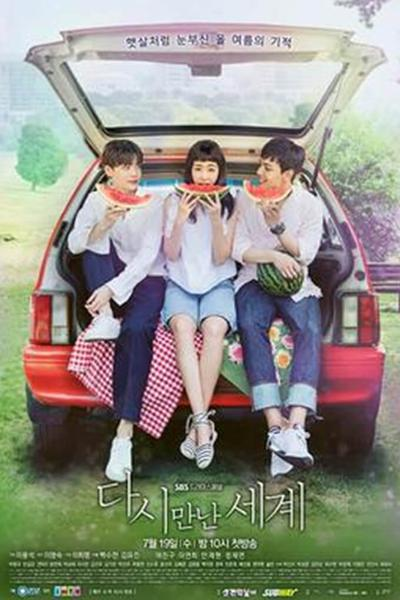 TV ratings for Reunited Worlds in Germany. SBS TV series