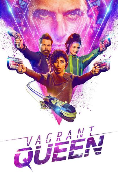 TV ratings for Vagrant Queen in Thailand. Syfy TV series
