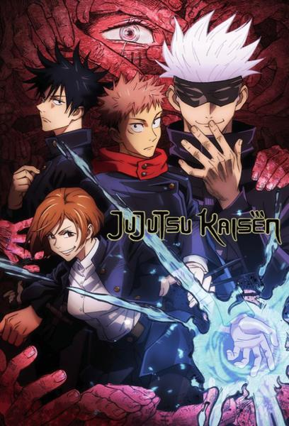 TV ratings for Jujutsu Kaisen (呪術廻戦) in the United States. JNN TV series