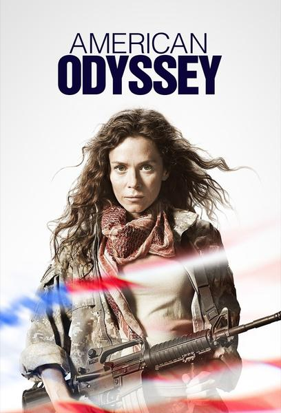 TV ratings for American Odyssey in Mexico. NBC TV series