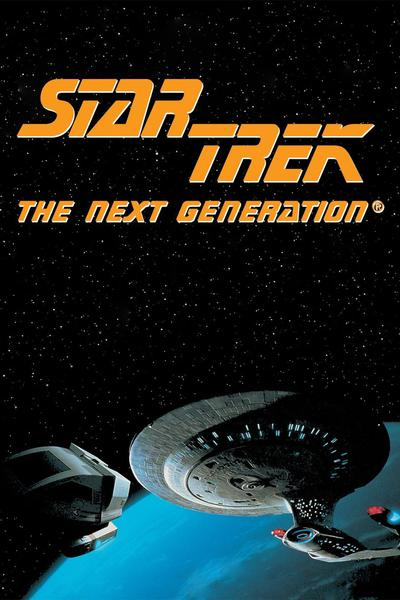 TV ratings for Star Trek: The Next Generation in Portugal. Syndication TV series