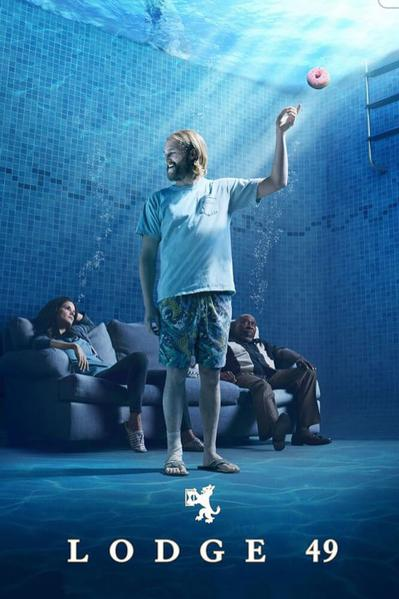TV ratings for Lodge 49 in the United States. AMC TV series