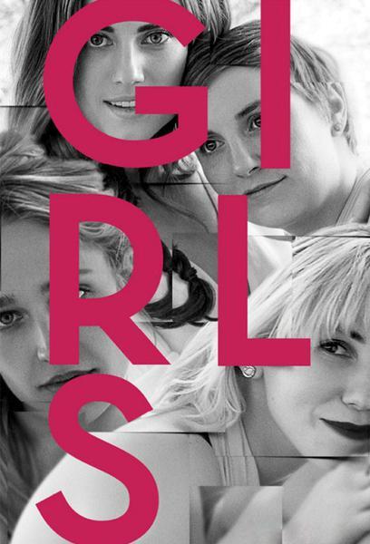 TV ratings for Girls in Denmark. HBO TV series