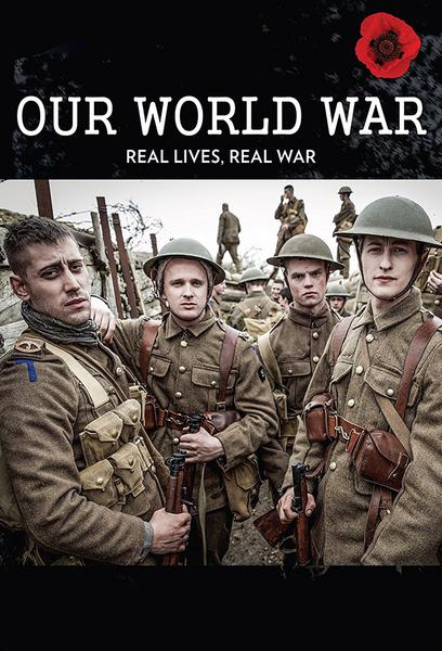 TV ratings for Our World War in Italy. BBC Three TV series