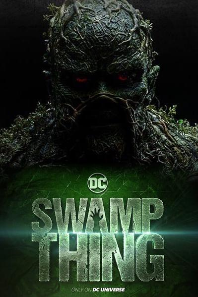 TV ratings for Swamp Thing in Brazil. DC Universe TV series