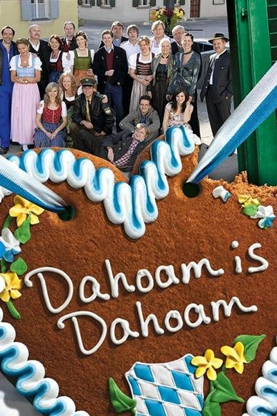 TV ratings for Dahoam Is Dahoam in the United States. Bavarian TV TV series