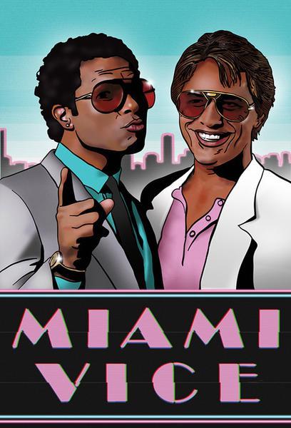 TV ratings for Miami Vice in Australia. NBC TV series
