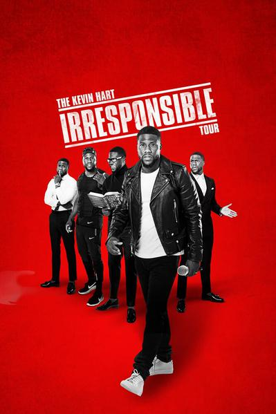 TV ratings for Kevin Hart: Irresponsible in the United States. Netflix TV series
