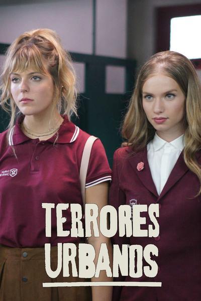 TV ratings for Terrores Urbanos in Spain. RecordTV TV series