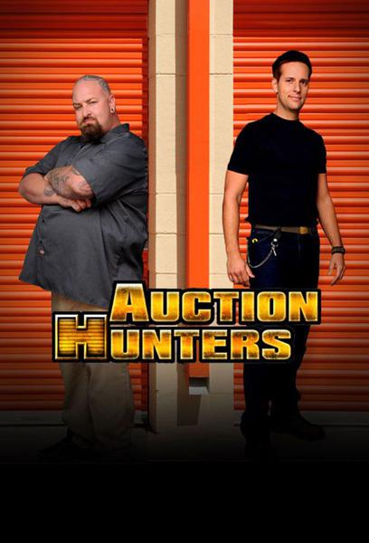 TV ratings for Auction Hunters in Italy. Spike TV series