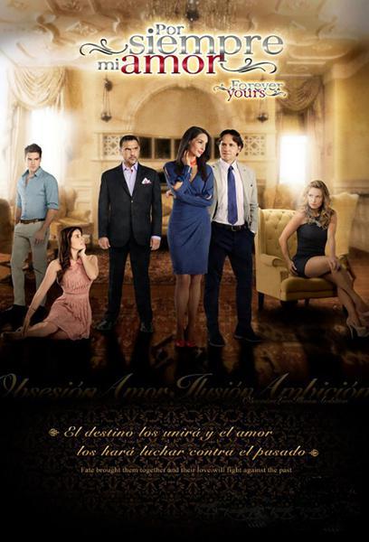 TV ratings for Por Siempre Mi Amor in Brazil. Canal de las Estrellas TV series