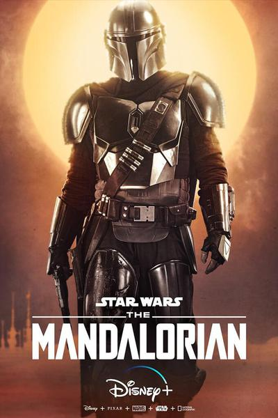 TV ratings for The Mandalorian in South Africa. Disney+ TV series