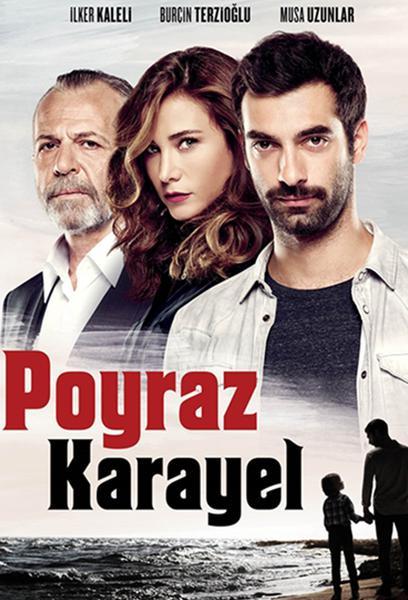TV ratings for Poyraz Karayel in Chile. Kanal D TV series