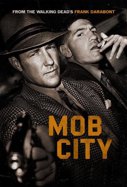 TV ratings for Mob City in Japan. TNT TV series
