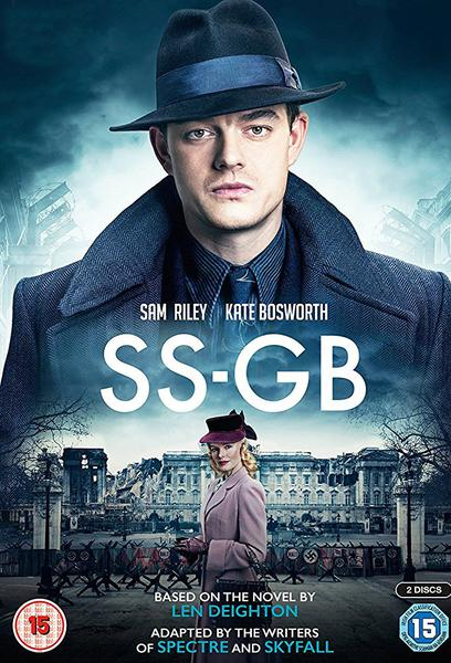 TV ratings for SS-GB in the United States. BBC One TV series