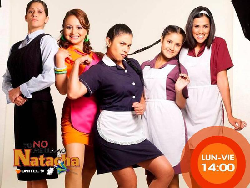 TV ratings for Yo No Me Llamo Natacha in Mexico. América Televisión TV series