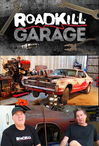 TV ratings for Roadkill Garage in Mexico. Motor Trend On Demand TV series