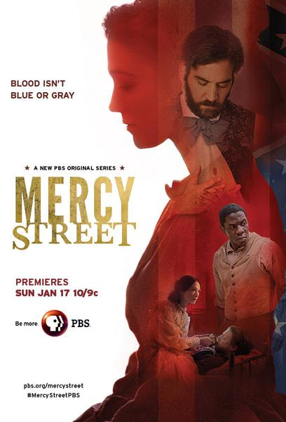 TV ratings for Mercy Street in Russia. PBS TV series